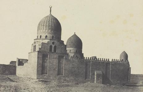 Fig. 1. Tombeau de Sultans Melouks, Le Kaire