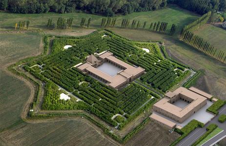 Labirinto di Franco Maria Ricci, Parma
