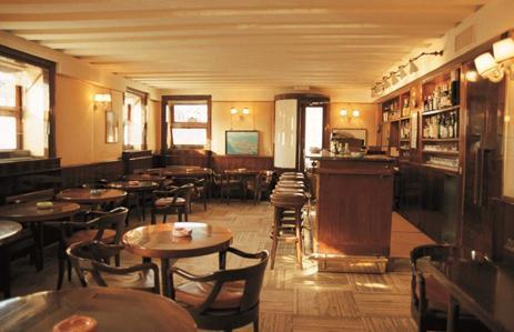 Sala dell'Harry's Bar